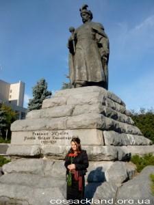 Внучка Горліса-Горського: «Хочу бути козаком! В старі часи я не всиділа б удома – взяла б у руки шаблю…»