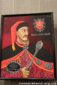 У Черкасах відкрито виставку робіт народного художника України Данила Нарбута