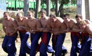 У Рівному готуються до травневого козацького фестивалю «Курган Леля»