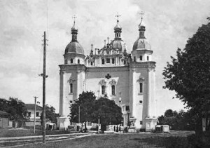 93 роки тому у Свято-Миколаївському військовому соборі пройщло перше в історії богослужіння українською мовою
