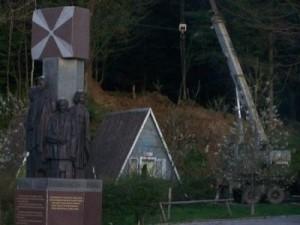 На місці проголошення УГВР відкриють музей-криївку