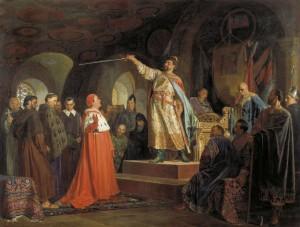 Русь зі столицею в Галичі поважала й побоювалася вся Європа