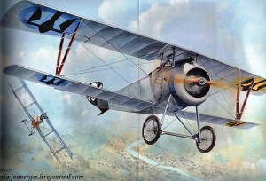 Син знаменитого Івана Франка став славним військовим пілотом УГА
