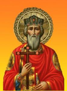 Створивши наймогутнішу державу Європи, князь Володимир залишив у спадок Україні християнську віру і тризуб-герб…