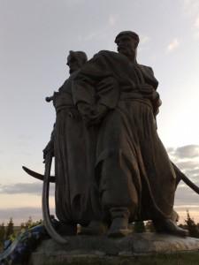 Українці вклонилися загиблим героям Берестечка