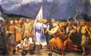 Урок історії: повіриш сусідським царькам – втратиш власну волю. 5 червня – день зруйнування Січі…