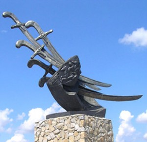 Під Конотопом святкують чергову річницю феєричної козацької перемоги над московською армією