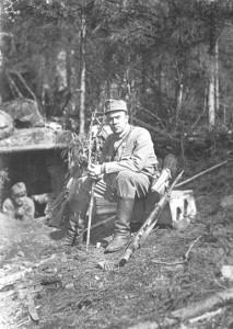 Сотник легіону УСС і майор УГА Дудинський згинув у московському концтаборі