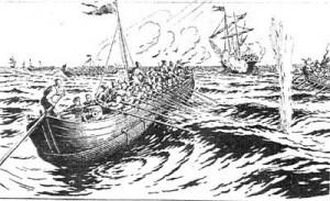 На дні старого русла річки поблизу Хортиці знайдено унікальний старовинний човен