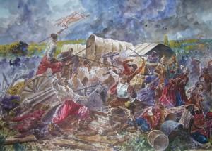 15 серпня 1649 року козаки Хмельницького ущент розгромили поляків під Зборовом