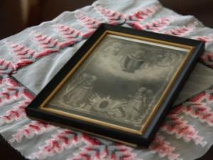 Зі США на Волинь повернулася ікона, на якій приймали присягу перші вояки УПА