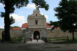 У Збаражі в замку XVII століття відкрили козацький кінний театр