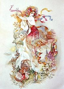 """На """"Осені весільній"""" весільні обряди сивої давнини вражали красою"""