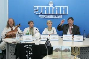Книгу Горліса-Горського, видану коштом меценатів Островських, презентували в УНІАНі