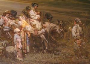 Рівно 220 років тому розпочалося заселення Кубані колишніми запорозькими козаками
