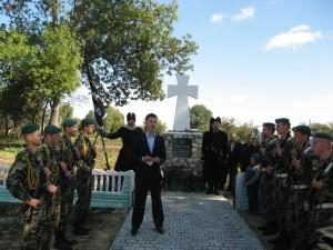 Сірожупанників Армії УНР, полеглих у боях проти більшовицьких окупантів, нарешті належно вшанували