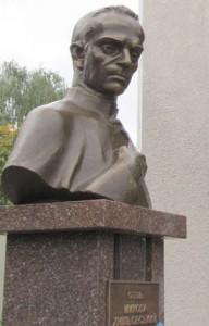 На Тернопільщині відкрили пам'ятник священику-воїну