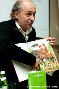 Письменник і видавець Іван Малкович вперше побуває у Черкасах