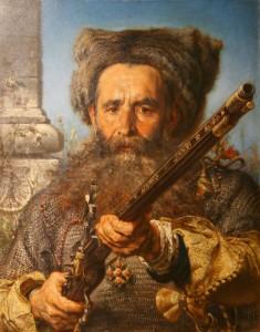 Перший козацький гетьман був нащадком князя Рюрика