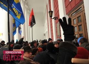 У Одесі вулицю, яка називалася на честь націоналістів, перейменували на честь мірошника…