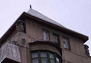 У Харкові скалічили будинок Хвильового