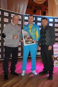 Сергій Федченко у Черкасах підтвердив титул чемпіона Європи з боксу за версією WBO у суперлегкій вазі