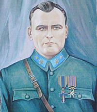 Отаман Орлик, командуючий Другою повстанчою групою