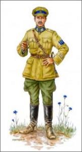 Сміливість Дмитра Жупінаса прославила його, як затятого кавалериста-рубаку