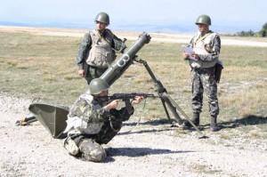 Гірсько-піхотний батальйон бригади берегової охорони відточує майстерність в горах під Симферополем