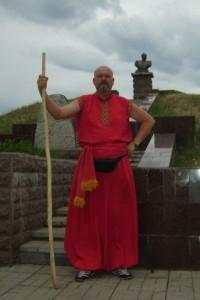 Засновника Бойового Гопака зустрічає козацька Черкащина