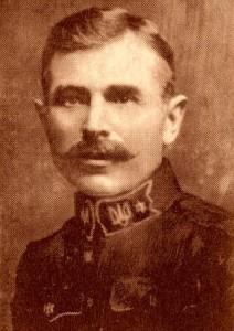 Гаврило Базильський однаково успішно бив солдатів Кайзера на фронті і солдатню Леніна й Денікіна на території рідної землі