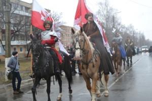 """У Монастирищі на Черкащині козаки з """"Мамаєвої слободи"""" розгромили польських летючих гусарів. Як 360 років тому…"""