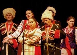 Кубанці в Черкасах виконали махновську пісню і «Ще не вмерла Україна!»