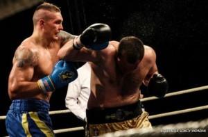 """Великий бокс: казахські """"вовки"""" виграли більше грошей, а українські """"отамани"""" здобули більше слави"""