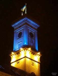 """""""Підпал"""" львівської ратуші: що це – провокація?!"""