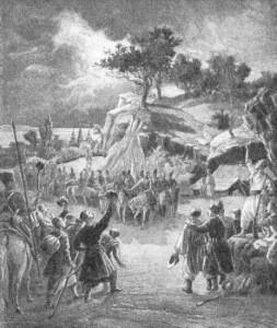 Медведівка дала Коліївщині безліч славних гайдамаків…