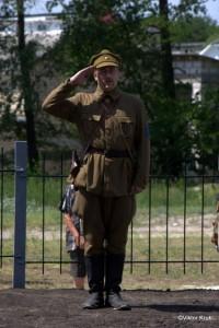 У Боярці на Київщині відновлено й освячено комплекс поховань воїнів Армії УНР