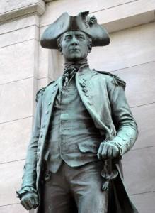 Американський посол святкує у Херсоні… 225-річчя посвяти у козаки батька військово-морського флоту США