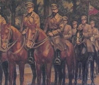На Тернопільщині майстер з Черкащини зведе пам'ятник кавалеристові Залізної дивізії УНР