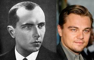 Роль Степана Бандери у кіно зіграє… Ді Капріо?