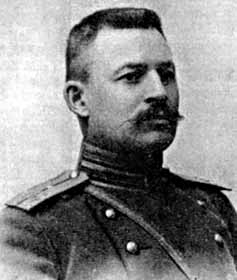 У свій останній бій нащадок золотоніських козаків, полковник УНР  Мєшковський пішов з гвинтівкою проти кавалерії…