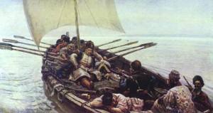 Омелян Пугачов і Степан Разін – українські козаки…