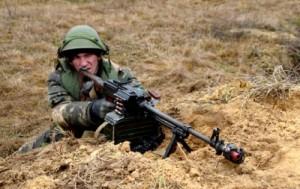 Піднята по тривозі аеромобільна бригада відпрацювала знищення умовного ворога
