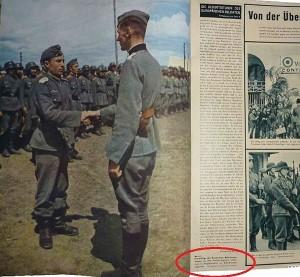 У Криму нацистських посіпак із Росії намагалися представити як татар