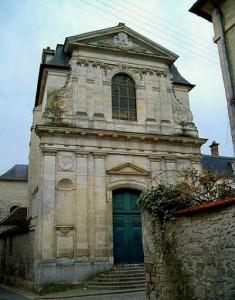 Українці викупили церкву Анни Ярославни поблизу Парижа