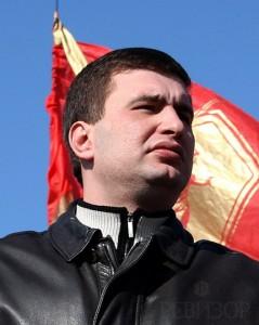 """Лідеру """"Родіни"""" висунуто підозру у вчиненні побиття людей за їх протест проти встановлення у Одесі пам'ятника цариці Катерині"""