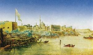 Фортецю Ізмаїл, яку колись штурмували козаки, тепер знищують ковші і гусениці важкої техніки