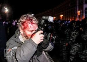 Євросоюз вимагає покарання винних у силовому розгоні мирного Євромайдану