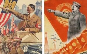 Під час Другої світової Київ нищили солдати двох диктатур – коричневої і червоної
