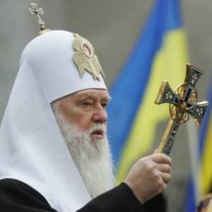 Патріарх Філарет відмовився від ордена, яким його нагородив Янукович